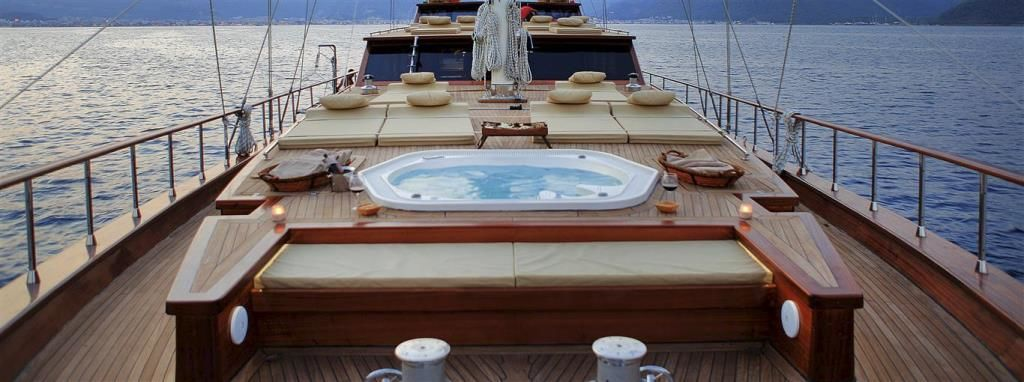 Luxury Gulet 38 m - image 2