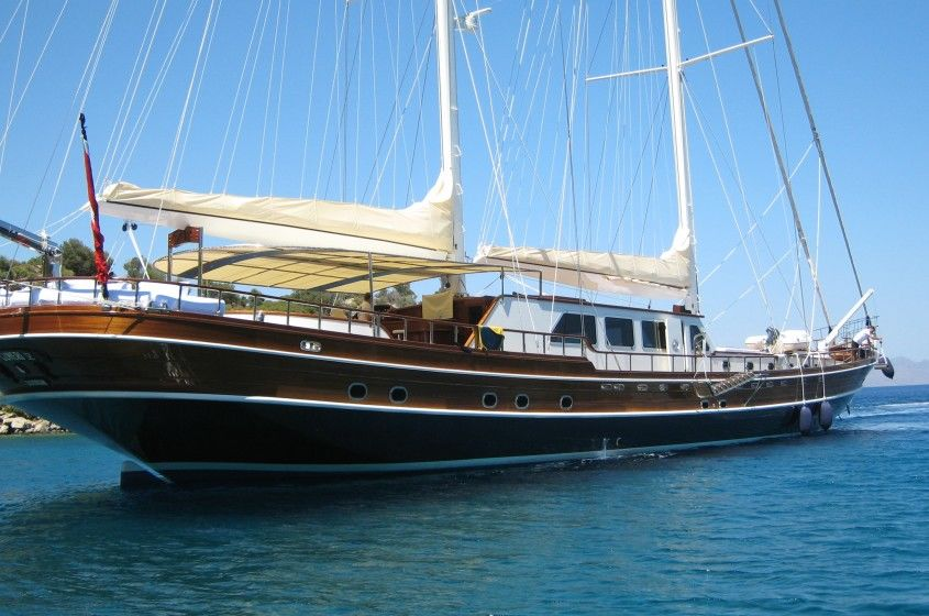 Luxury Gulet 40 m - fotka 3