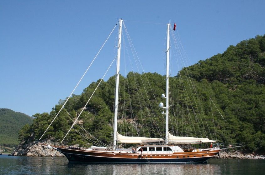Luxury Gulet 40 m - fotka 2