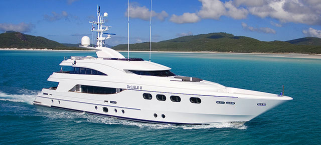 Majesty Yachts 42m