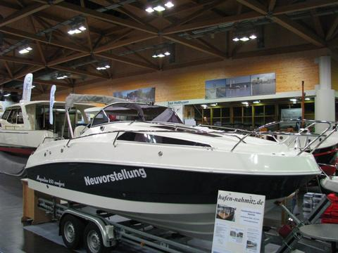 Marine Time 650 Cruiser