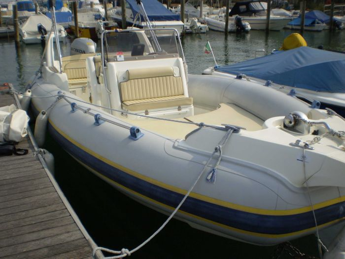 Marlin 23' top FB