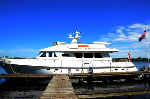 Moonen 72 Flybridge