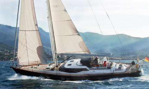 Mystic Yachts Sloop 58 ft.