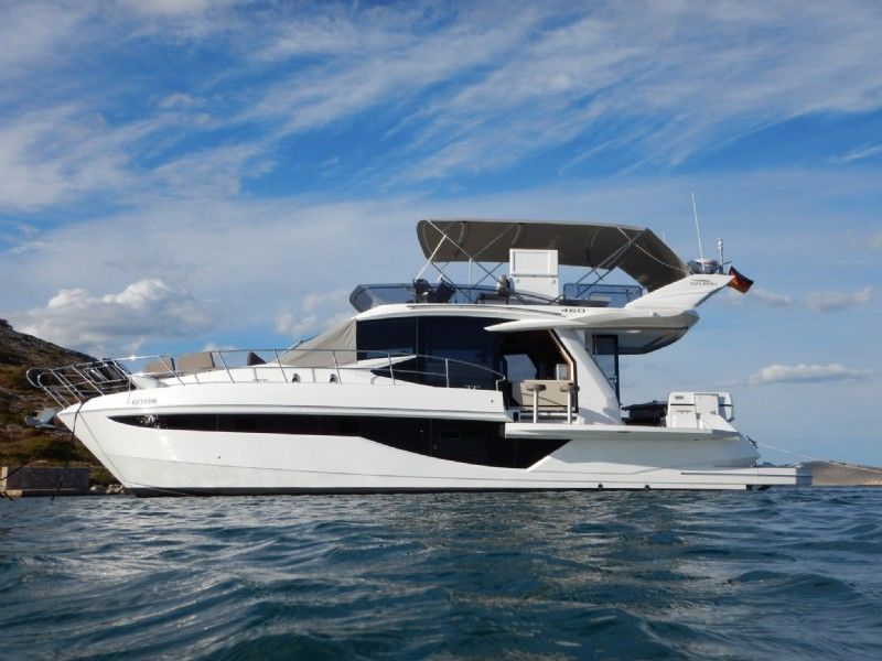 New Galeon 460 Fly