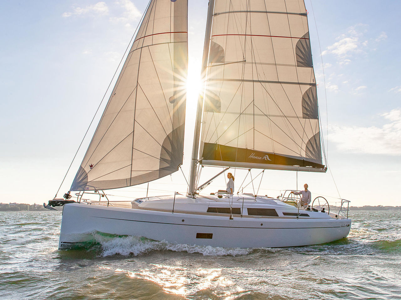 New Hanse 348 - picture 1