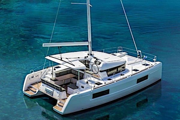 NEW Lagoon 40 Bj. 2019!