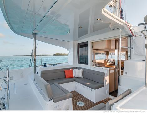 NEW Lagoon 40 Power Catamaran