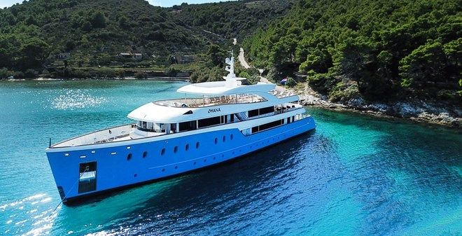 NEW Lux-Cruiser with 18 Cabins!