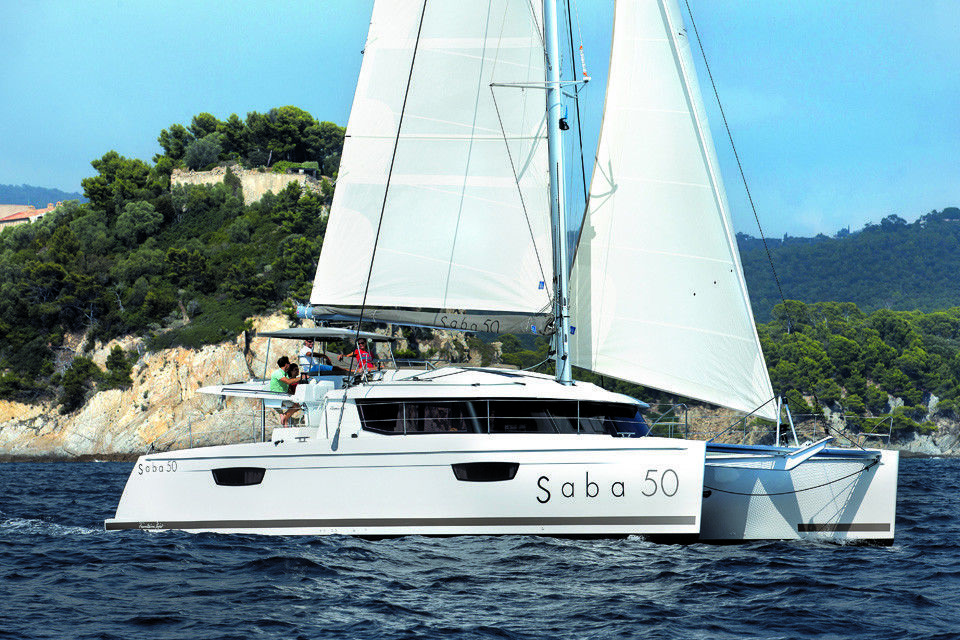 NEW Saba 50 Bj. 2017!!!