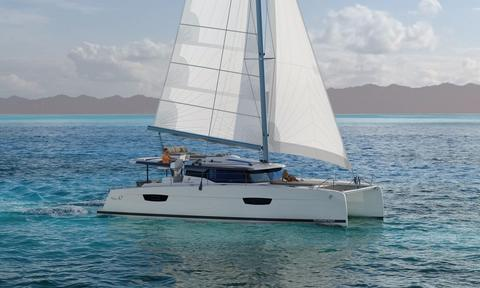 NEW Saona 47 mit Watermaker, A/C