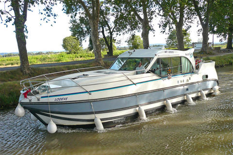 powerboat Nicols Grand Confort 1100
