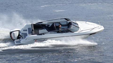 powerboat Noblesse 830