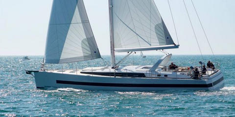 Océanis 62 Skippered with A/C