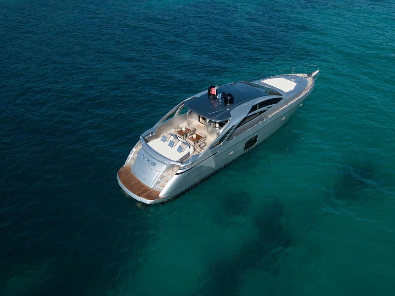 Pershing 70 open - immagine 1