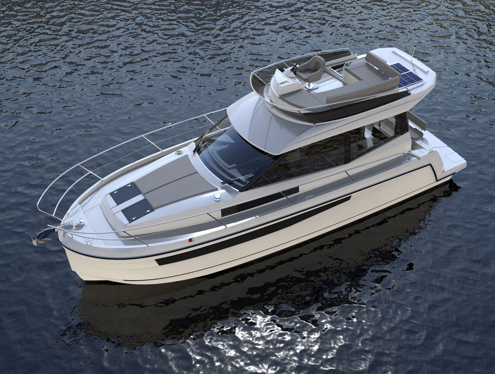 Platinum 989 Flybridge - foto 1