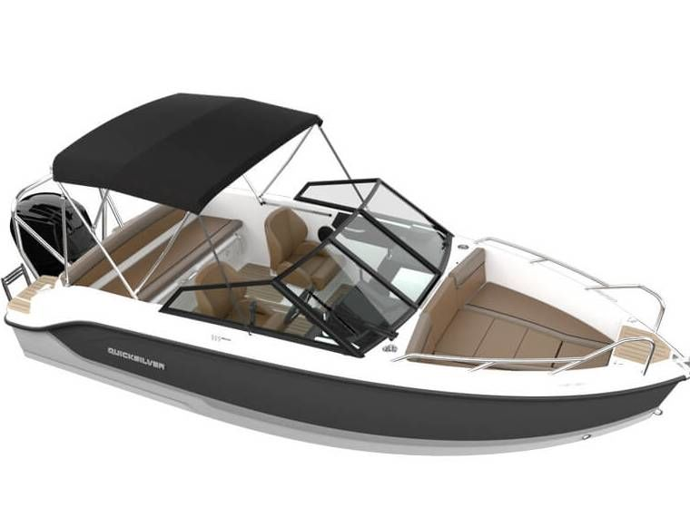 Quicksilver 555 Active Bowrider