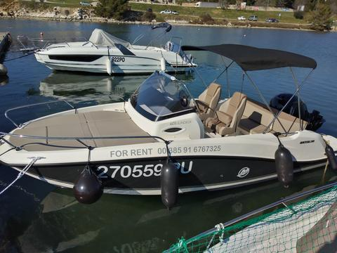 Quicksilver 605 Active Sundeck