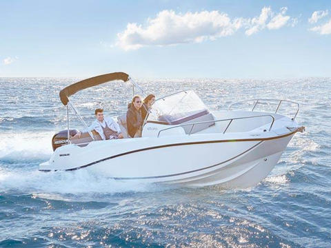 Quicksilver 675 Active Open
