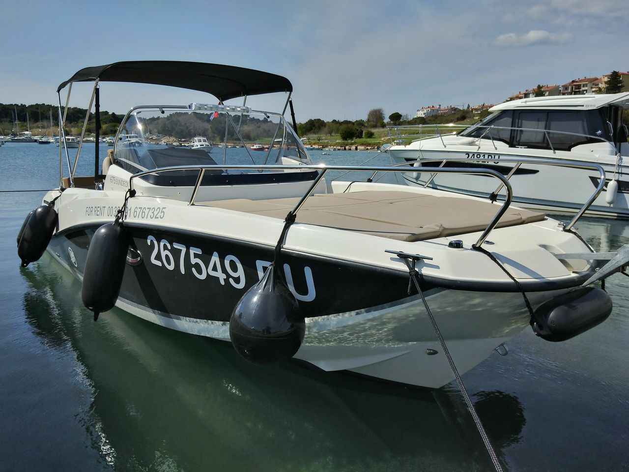 Quicksilver 675 Active Sundeck