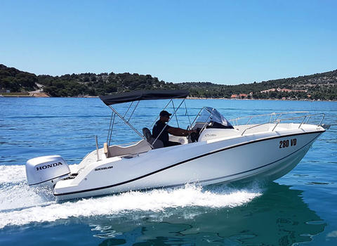 Quicksilver 675 OPEN Sport