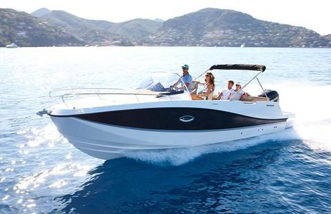 Quicksilver 755 Sundeck *2018