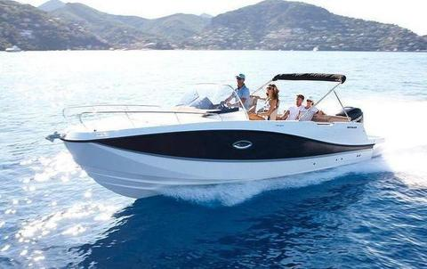 Quicksilver 755 Sundeck