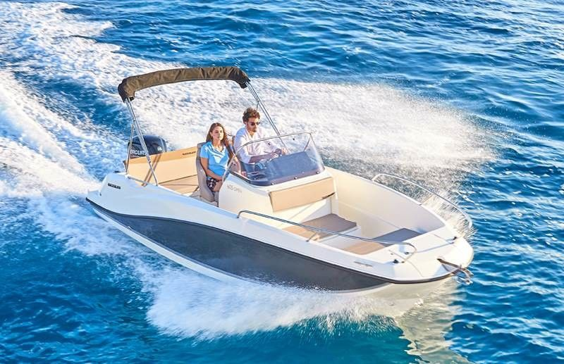 Quicksilver Activ 605 Open *2017