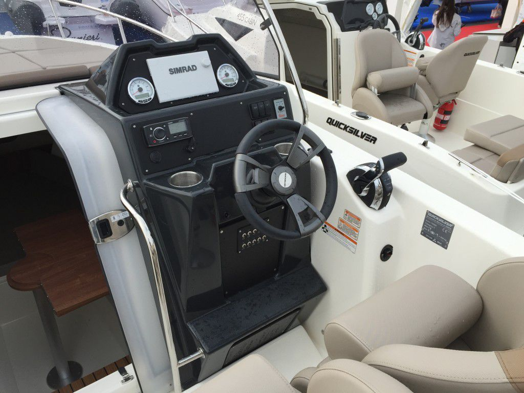 Quicksilver Activ 755 Sun deck - immagine 3