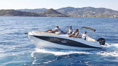 Quicksilver Activ 755 Sun deck