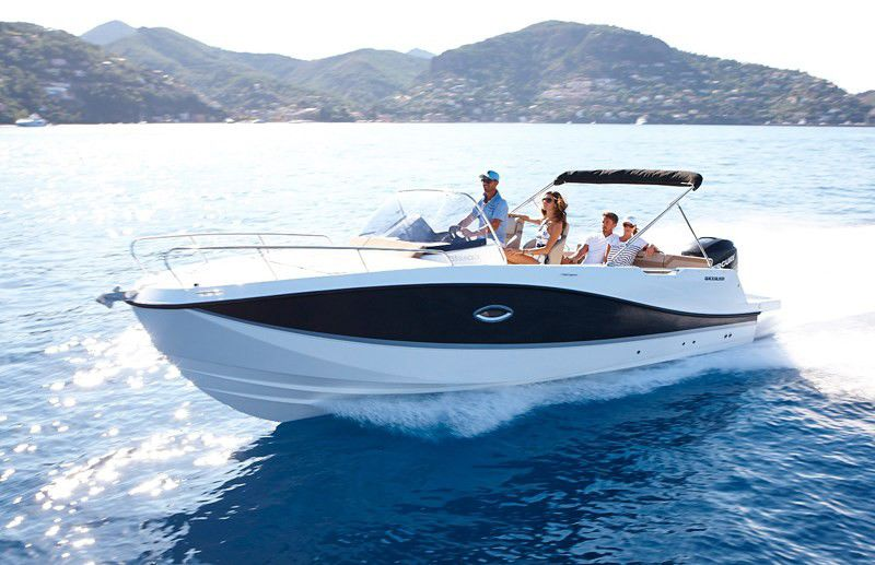 Quicksilver Activ 755 Sundeck - picture 1