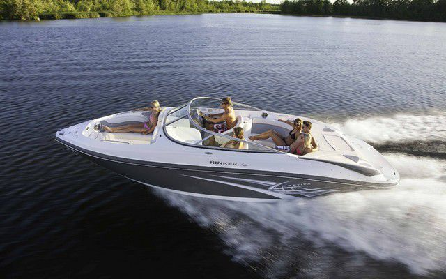 Rinker Bow Rider 245 - picture 1