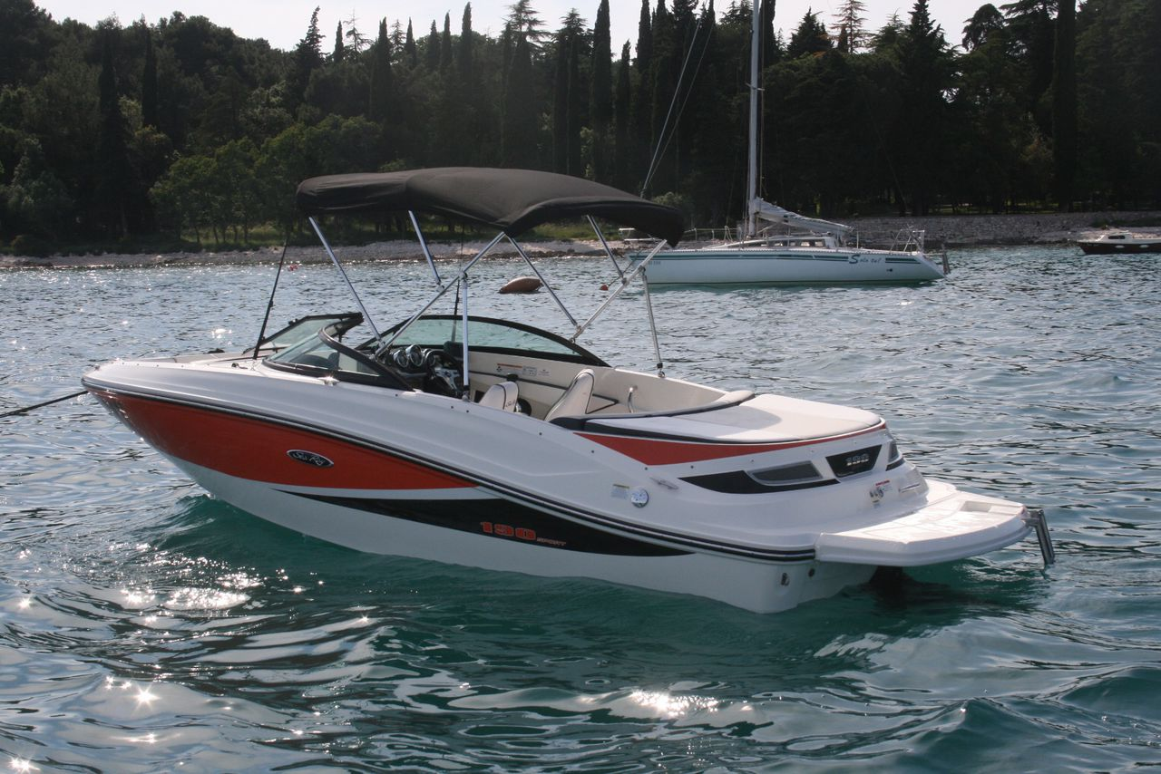 Sea Ray 190 Sportimmagine 2