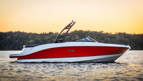 Sea Ray 190 SPXE Wakeedition