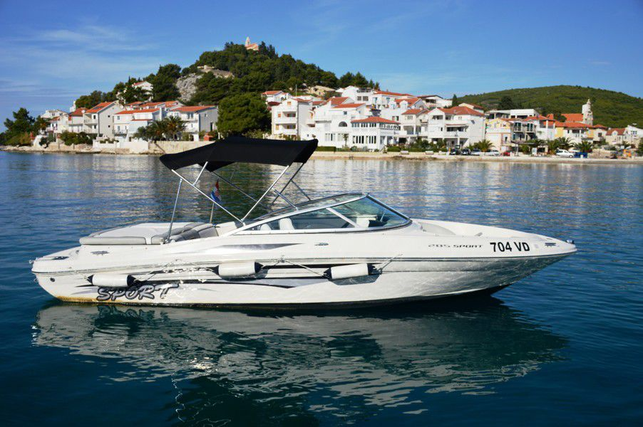 Sea Ray 205 SportBild 2