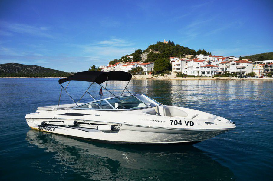 Sea Ray 205 Sport - Bild 1
