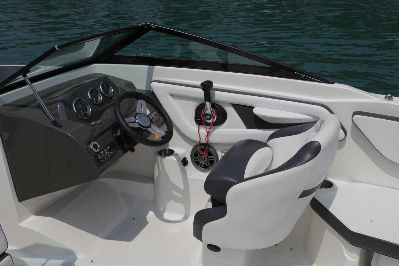 Sea Ray 210 - picture 3