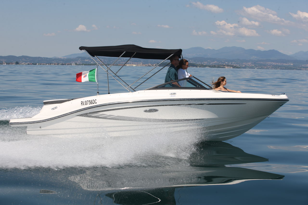 Sea Ray 210fotka 2