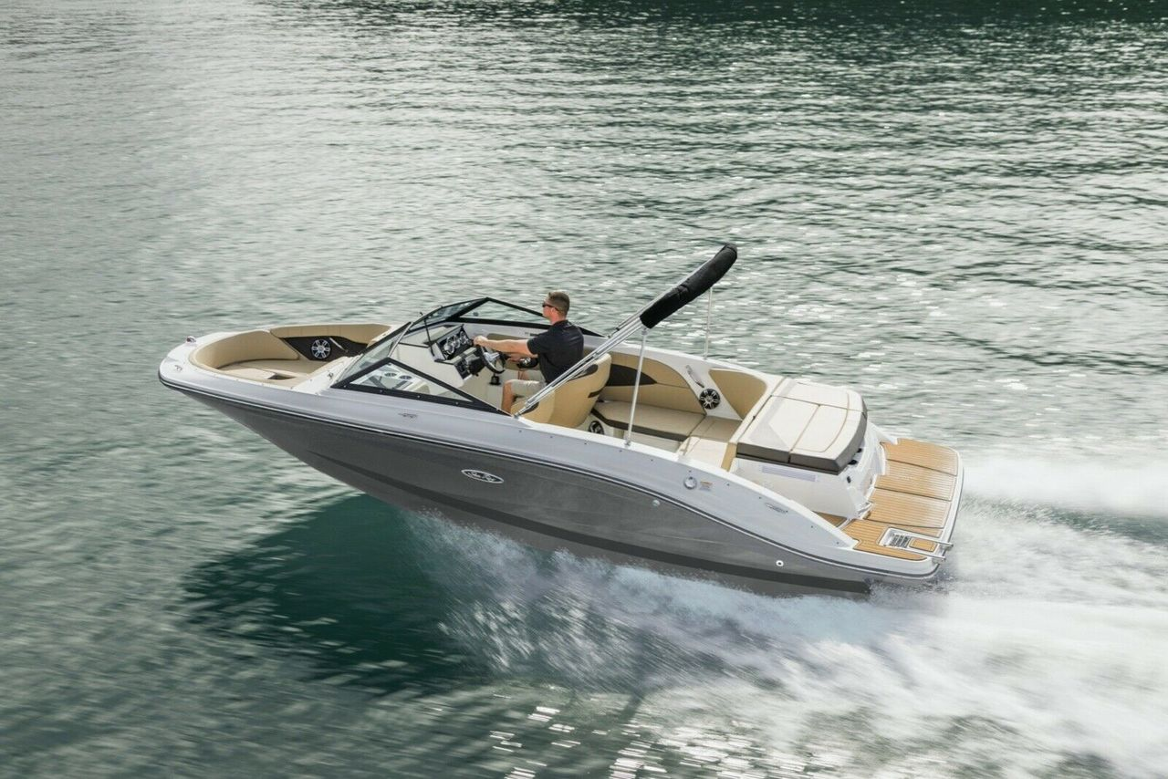 Sea Ray 210 SPXE - Bild 1