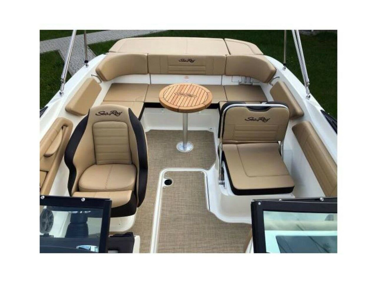 Sea Ray 210 SPXE - Bild 3