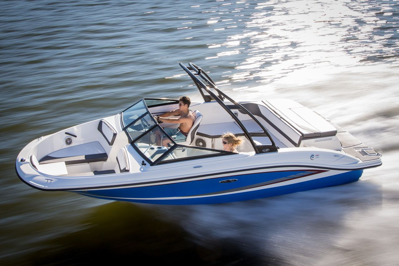 Sea Ray 215 SPX - picture 1