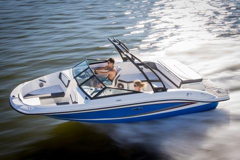 motorboot Sea Ray 215 SPX
