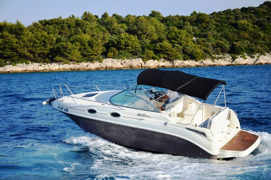Sea Ray 255 Sundancerimagen 2