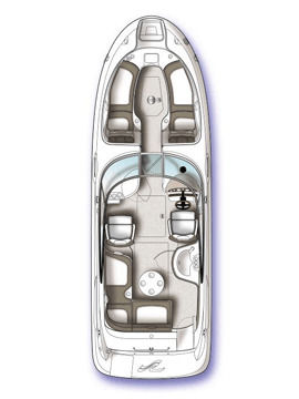 Sea Ray 270 Sundeck - Bild 2