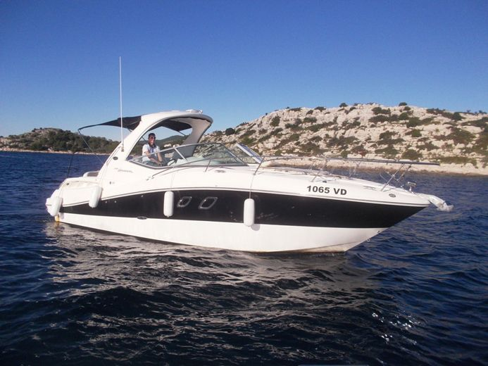 Sea Ray 335 Sundancer - Bild 1