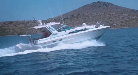 Sea Ray 340 Aircondition, SAT TV