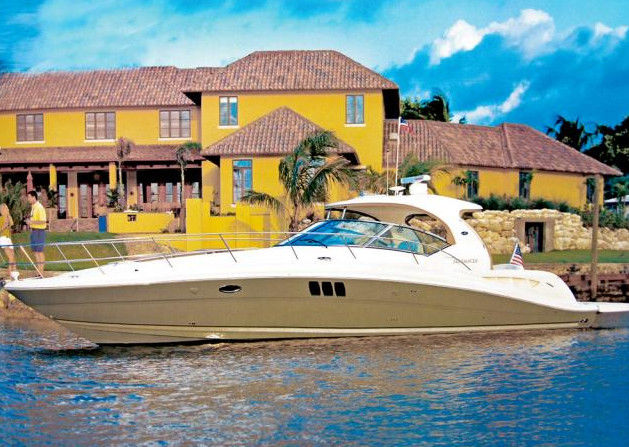 Sea Ray 455 - immagine 1