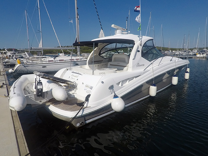 Sea Ray 455 - picture 1