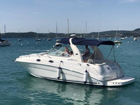 Sea Ray Charter 315 Gardasee