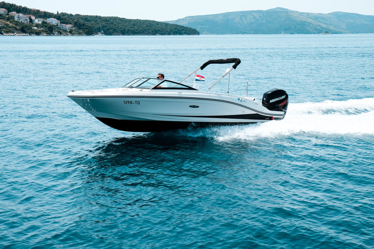 Sea Ray OB SPX 210 - image 1